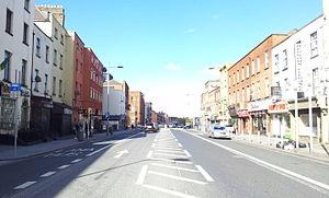 Dorset Street, Dublin - Lower Dorset St.