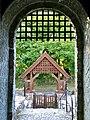Lych Gate, Kirkandrews Memorial Chapel, Kirkcudbright, 4.jpg