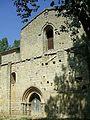 Portada occidental de la iglesia