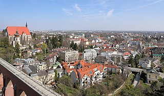 Mödling Place in Lower Austria, Austria