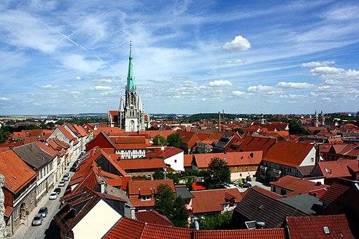Mühlhausen Altstadt