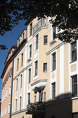 Hübnerstraße in München
