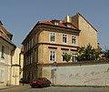 Městský dům U červeného kola (Staré Město), Praha 1, Anežská 5, Staré Město.JPG