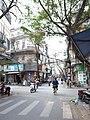 Một góc ngã tư Tuy Hòa - Trần Phú - Lý Thường Kiệt, thành phố Hải Dương, tỉnh Hải Dương.jpg