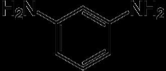 M-Phenylenediamine - Image: M phenylenediamine