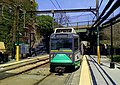 MBTA 3870 at Fenway station, May 2015.jpg