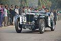 MG - TC Midget - 1946 - 54.4 hp - 4 cyl - Kolkata 2013-01-13 3348.JPG