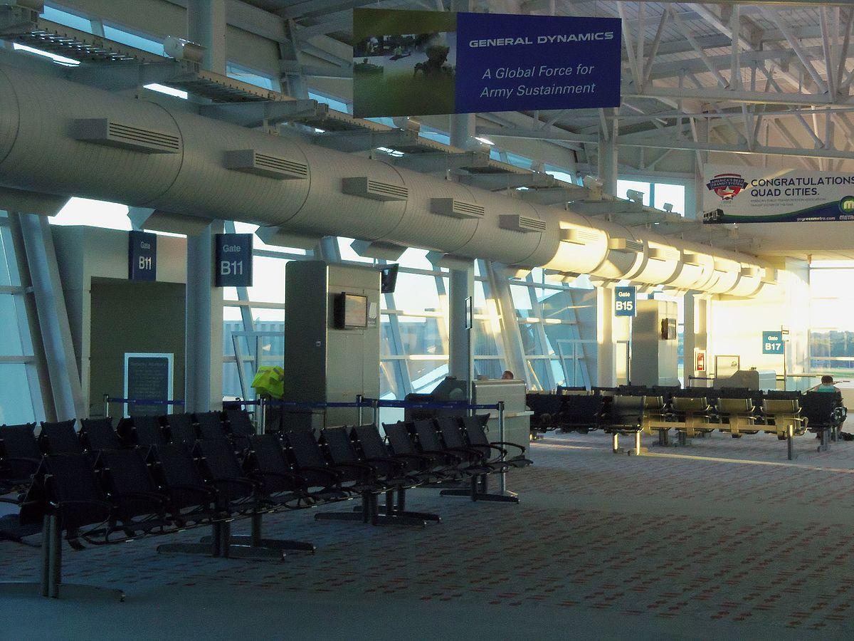 Quad City International Airport Car Rentals