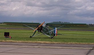 Fieseler Fi 156 - Morane-Saulnier MS.505 Criquet