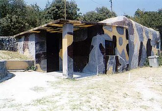 Fort Roupel - Image: Macedonian Museums 95 Ohiro Roupel 435