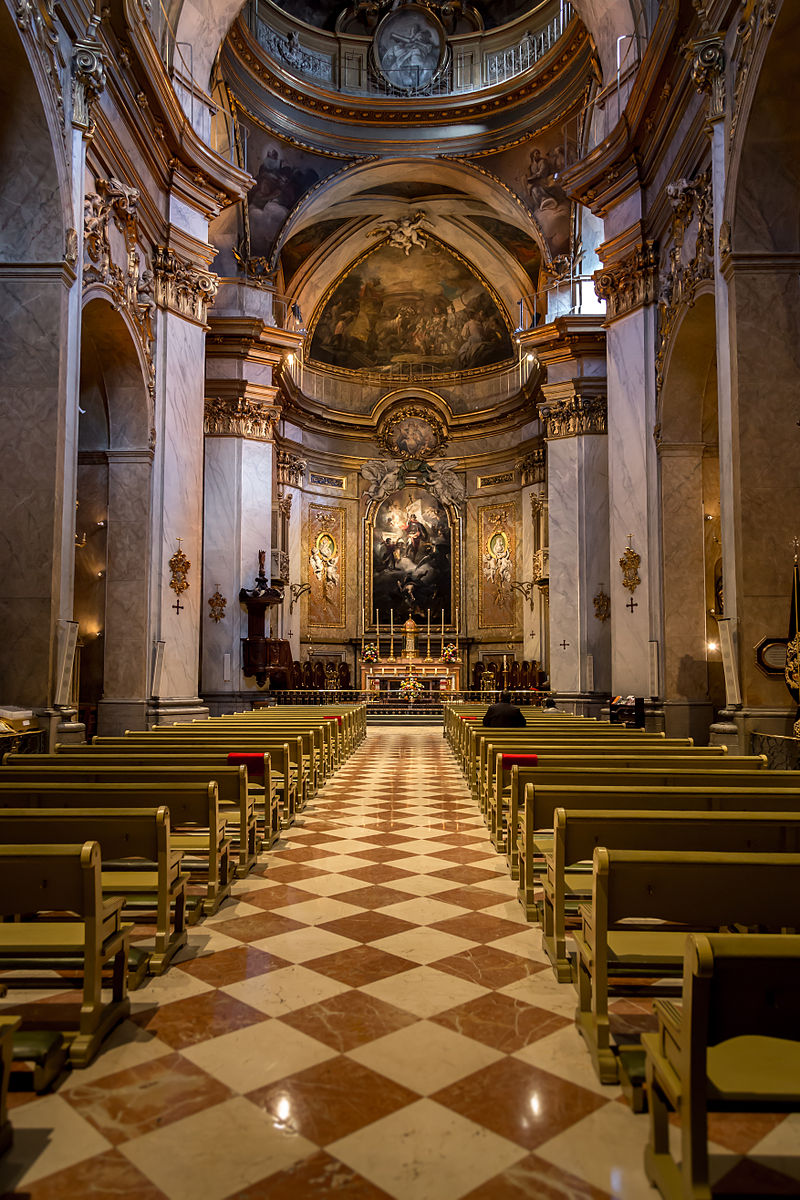 Madrid - Basílica Pontificia de San Miguel - 130202 112514.jpg