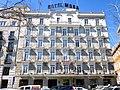 Madrid - Paseo del Prado, Hotel Mora.jpg