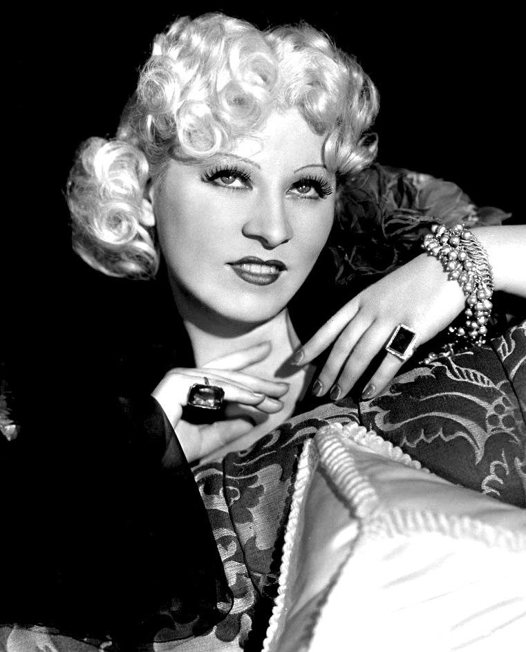 Mae West - 1936