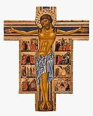 Crucifix n° 434