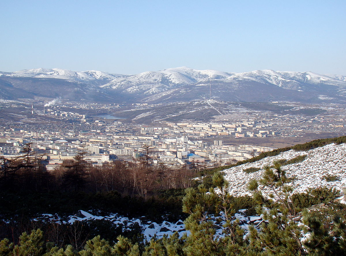 Magadan - Wikipedia