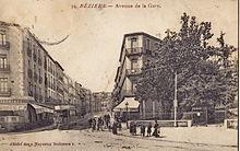 Tramway de b ziers wikip dia - Magasin avenue de la gare luxembourg ...