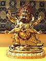 Mahakala, Tibet, 17th century - Royal Ontario Museum - DSC09677.JPG