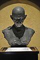 Mahatma Gandhi Bronze Bust By Vinayak Pandurang Karmarkar - Gandhi Memorial Museum - Barrackpore - Kolkata 2017-03-31 1254.JPG