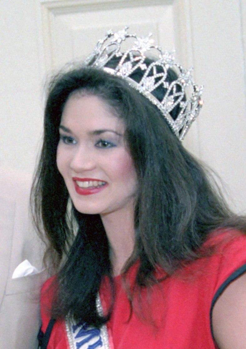Mai Shanley, 1984 (cropped)