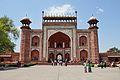 Main Gateway - South Facade - Taj Mahal Complex - Agra 2014-05-14 3739.JPG