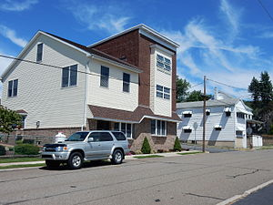 Norwegian Township, Schuylkill County, Pennsylvania - Image: Main St, Seltzer, Norwegian Twp, Schuylkill Co PA 01