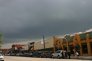 Main Street Grapevine Texas by Raymond Lafourchette.jpg