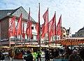 Mainz Marktplatz Flaggen 01.jpg