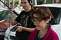 Making-of del cortometraje Macarril bici 06.jpg