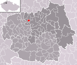 Location of Malíč