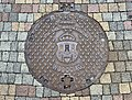 Manhole covers in Kraków, Poland 03.jpg