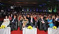 Manish Tewari and other dignitaries, at the closing ceremony of the 44th International Film Festival of India (IFFI-2013), at Panaji, Goa on November 30, 2013.jpg