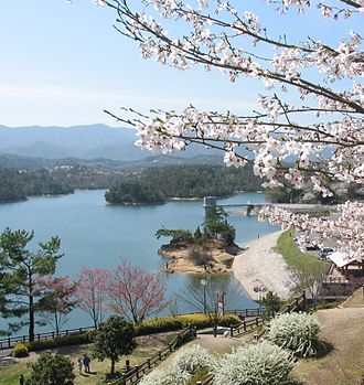Kagawa Prefecture - Manno Lake