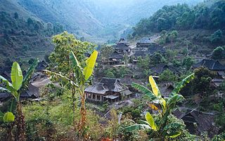 Blang people Ethnic group of southwest China