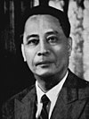 Manuel Roxas, fifth President of the Philippines