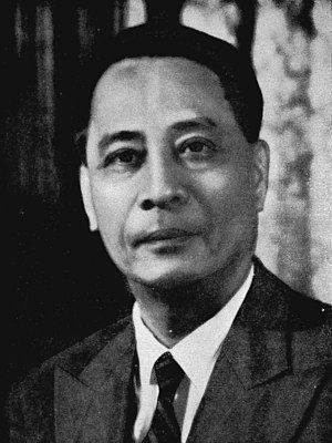 Manuel Roxas, last president of the Commonwealth from May 28, 1946 - July 4, 1946 Manuel A Roxas.jpg