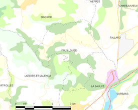 Map commune FR insee code 05057.png