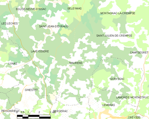 Map commune FR insee code 24259.png