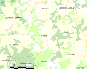 Map commune FR insee code 40059.png