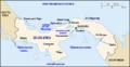 Map of Panama UK.png