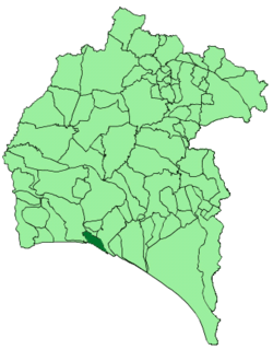 Map of Punta Umbría (Huelva).png