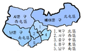 Map of Taichung City (ko).png