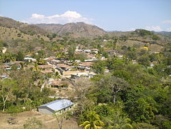 Panoramic View of Mapulaca