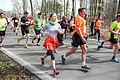 Marathon lopers tijdens Marathon Rotterdam 2015.jpg