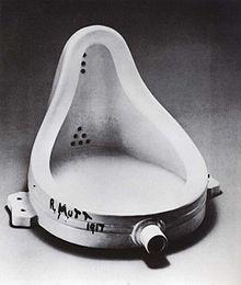 Marcel duchamp wikipedia - Hedendaagse fontein ...