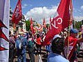 March for Welsh Independence arranged by AUOB Cymru First national march; Wales, Europe 15.jpg