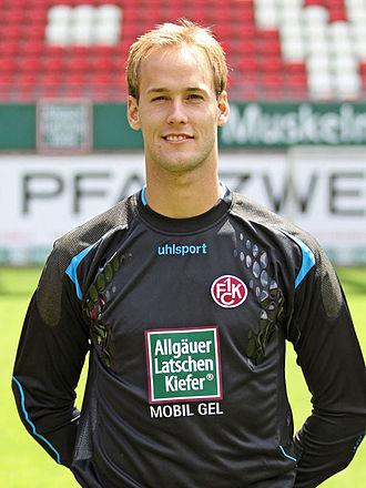 Marco Knaller - Knaller with Kaiserslautern in 2011
