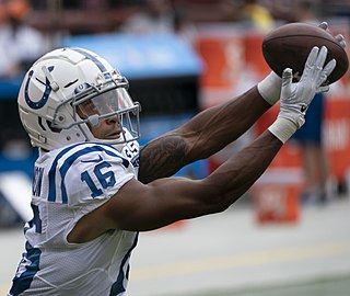 Marcus Johnson (wide receiver) American football wide receiver
