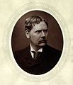 Marcus Stone. Photograph by Lock & Whitfield. Wellcome V0027229.jpg