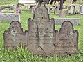 Margaret, Mary M., and George Allison Tombstone, Chartiers Hill Cemetery, 2015-06-27, 01.jpg
