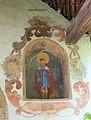 Maria Wörth - Pfarrkirche - Portalanlage - Hl Felicianus.jpg